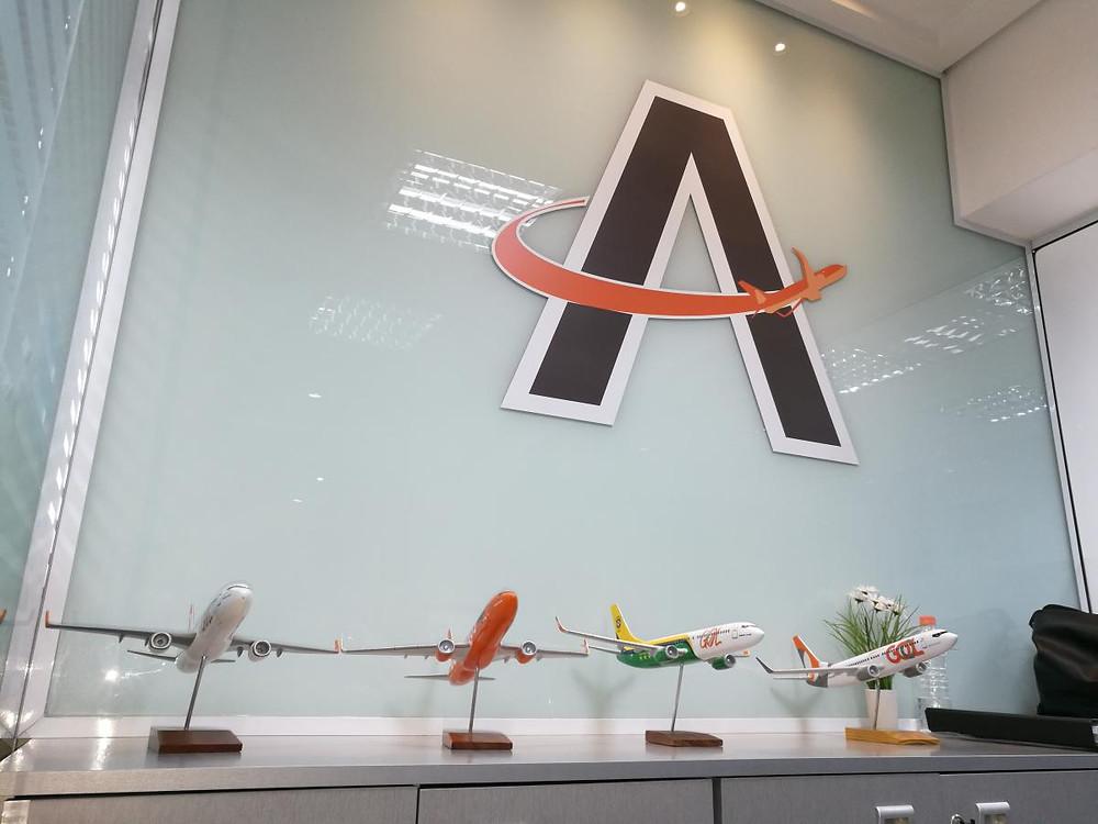 Sede da Associação dos Aeronautas da Gol