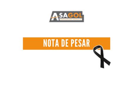 Nota de Pesar   Falecimento da Sra. Dulcineia Mariano, esposa do Cmro. Marcelo Alvares