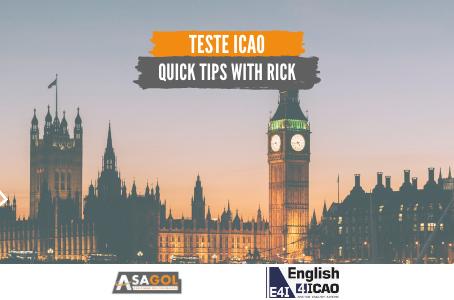 English Tips | ICAO