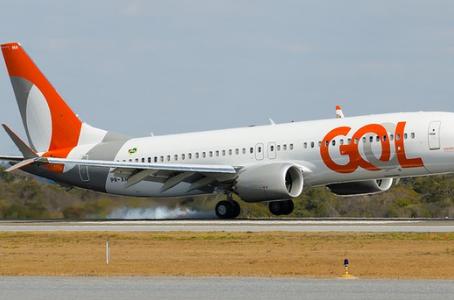 GOL diminui número de voos por dia