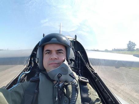 Amigo da ASAGOL: Cel. Av. Turola - A importância do SRPV-SP para o controle de tráfego aéreo