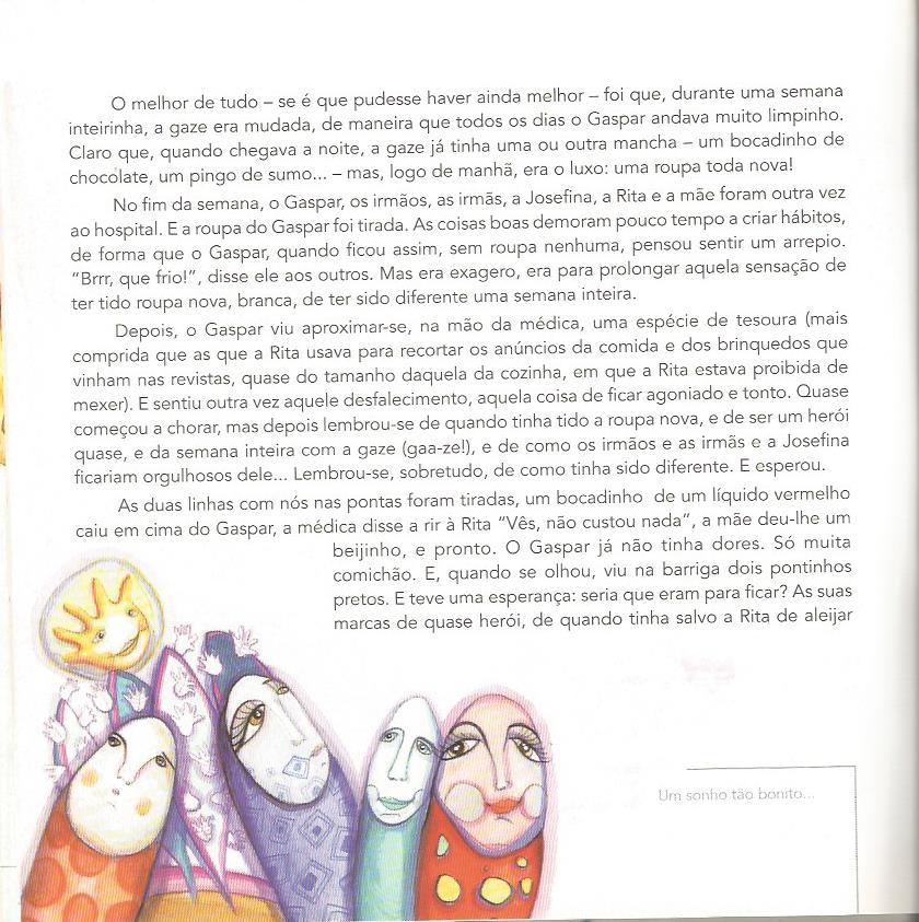 Gaspar, o dedo diferente (1st ed.)