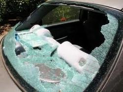 car door glass replacement