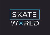 Skateworld - Logo - 02 - Kleur - Zwarte