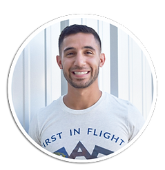 Daniel is the head coach and owner of First in Flight Athetlics in Wendell, NC
