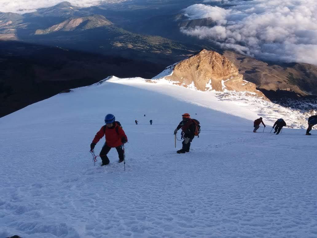 Pico de Orizaba o Citlatépetl