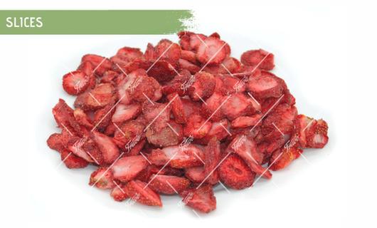 Oven Semi Dried IQF Strawberries