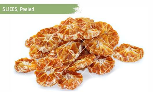Mandarin Peeled