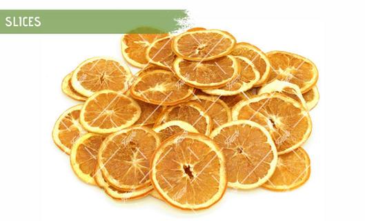 Oranges Slices
