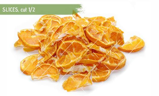 Mandarin Slices 1/2