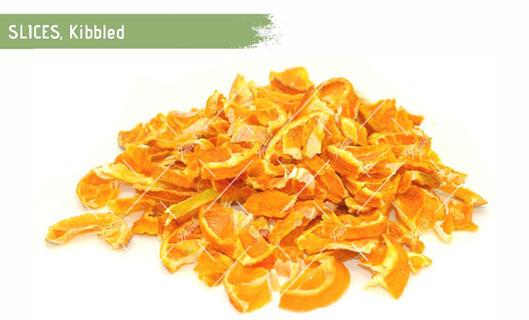 Mandarin Kibbled