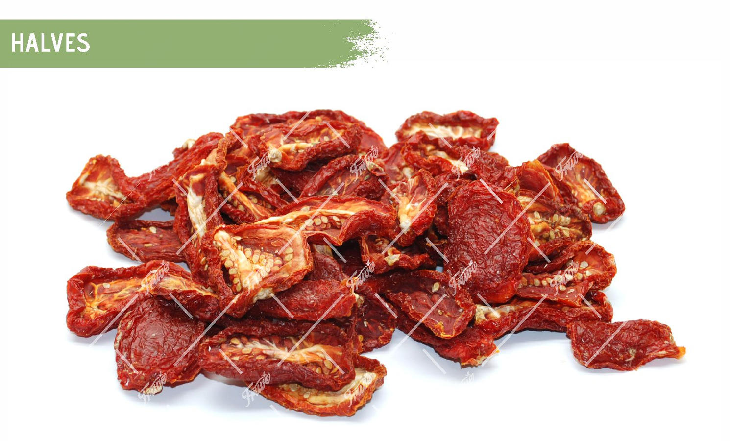 Sun Dried Tomatoes Halves