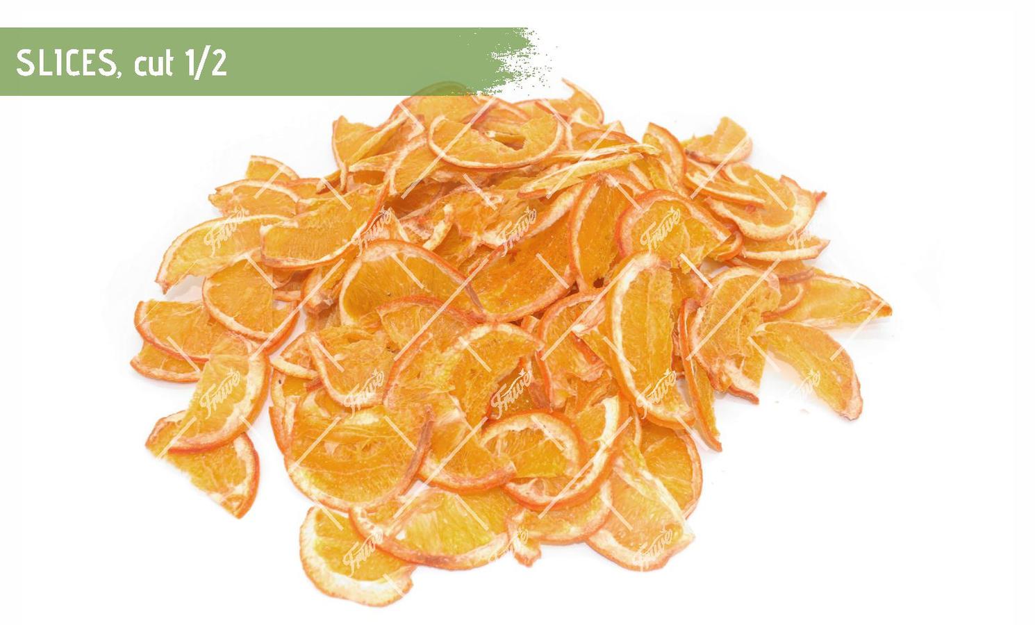 Orange Slices 1/2