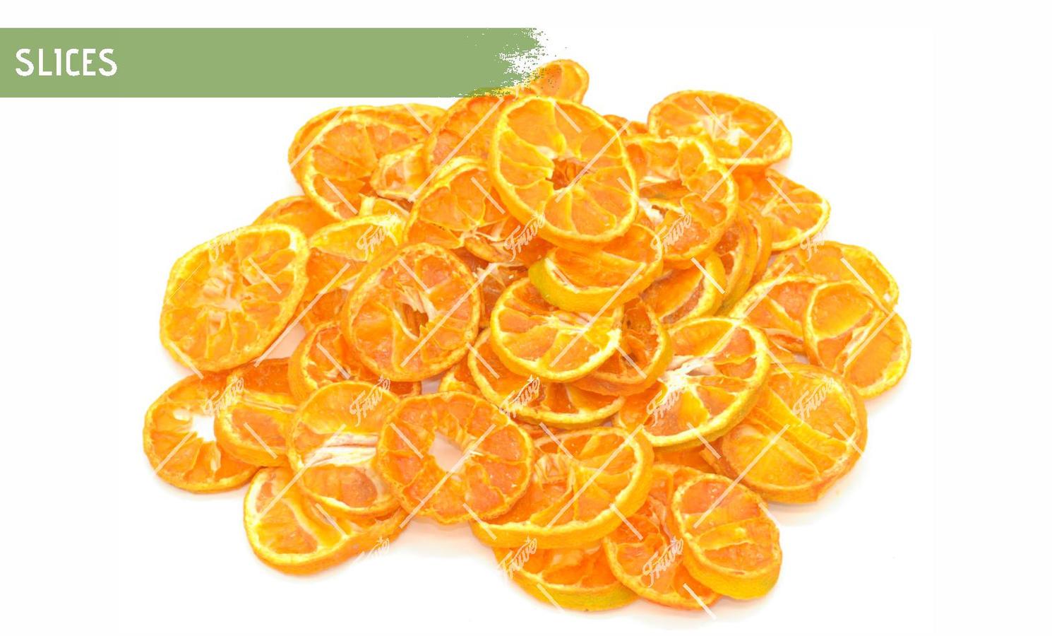 Mandarin Slices