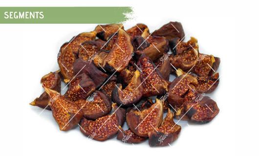 Oven Semi Dried Black Figs