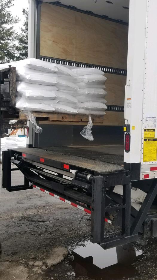 CBT offers rock salt in bag and bulk quantities.