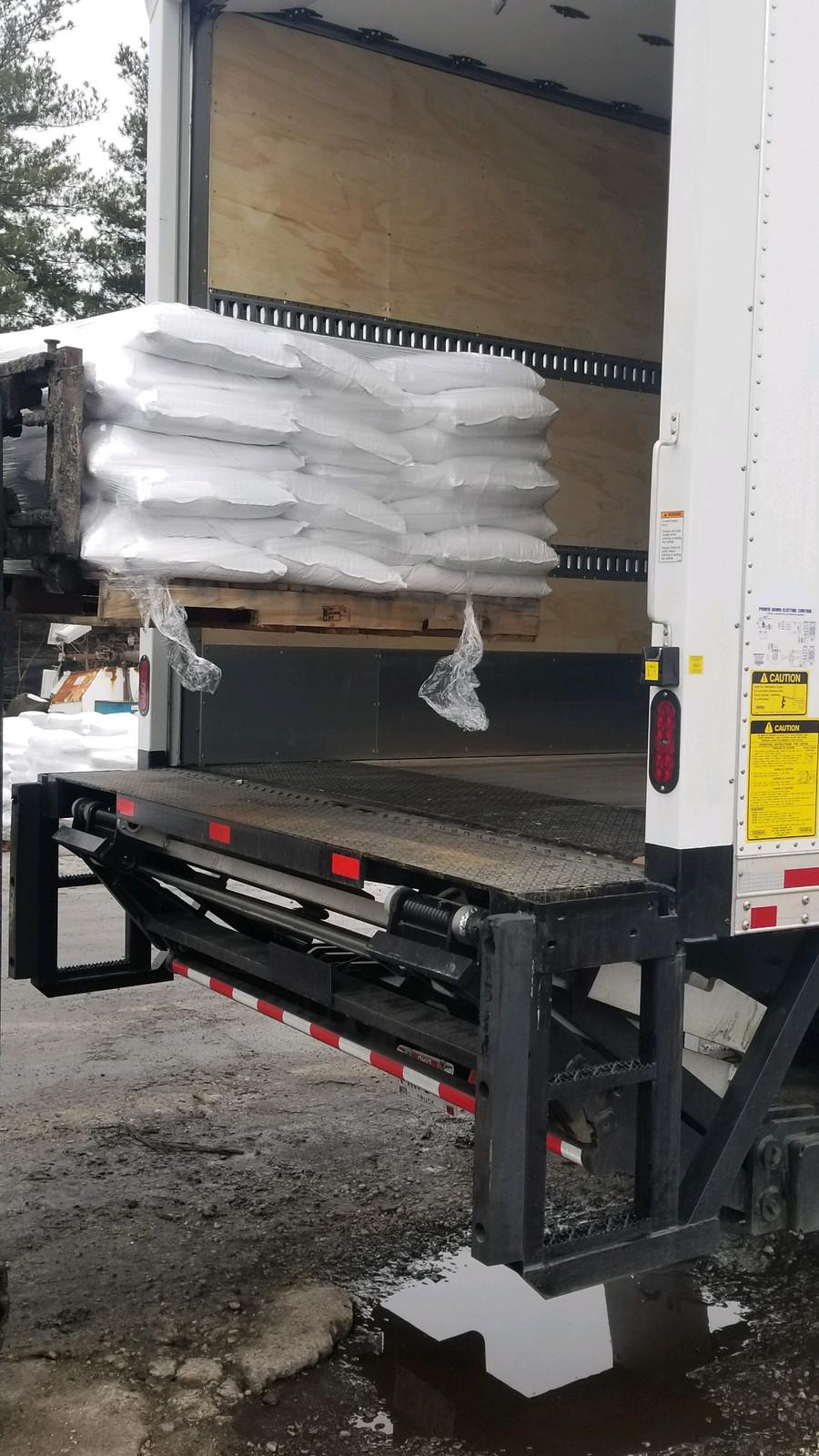CBT offers rock salt in bag and bulk quantities