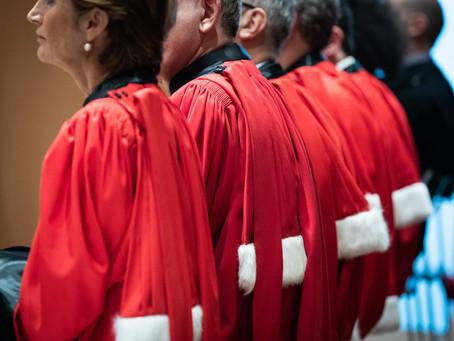 #19 Question écrite - Le très faible nombre de magistrats par habitants en France