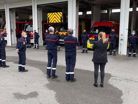 #7 Question - Consolider notre sécurité civile et valoriser le volontariat des sapeurs-pompiers