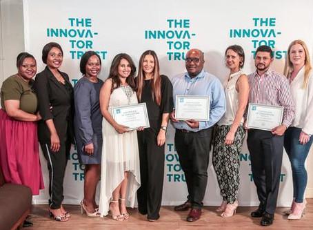 Innovator Trust honours enterprise development graduates