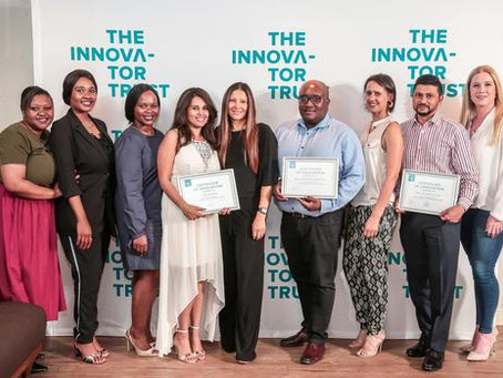 Innovator Trust honours enterprise development graduates