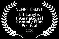 SEMI-FINALIST - Lit Laughs International