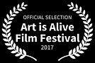 2017 Official Selection - Art is Alive F