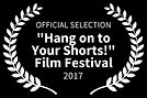 2017 Official Selection - Hang on to You
