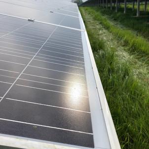 clean solar