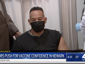 NBC4 - Pastors Push for Vaccine Confidence in Newark