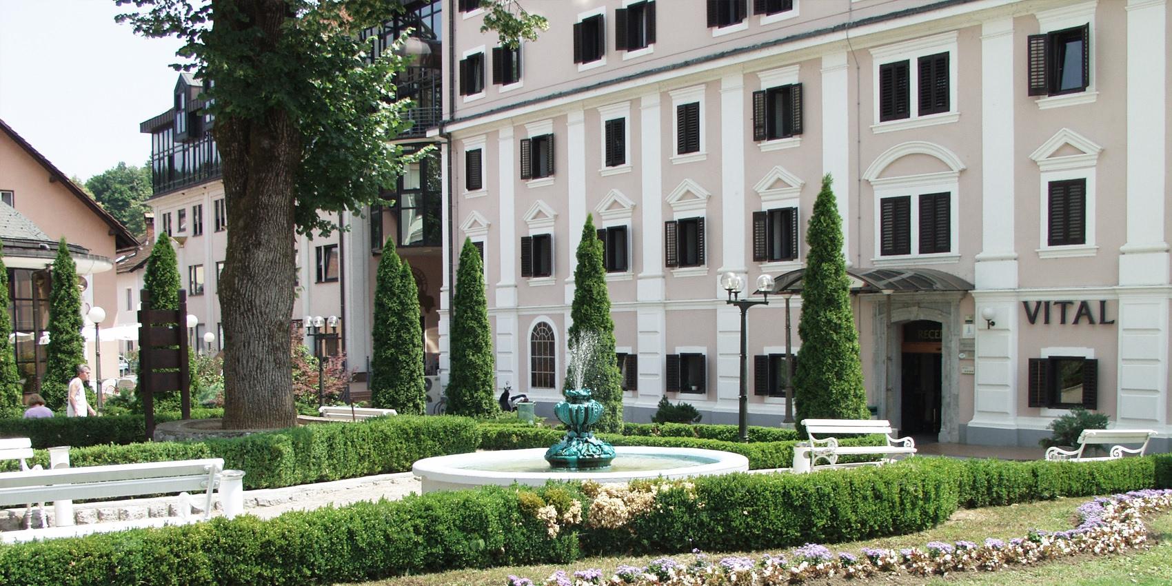 Отель Витал