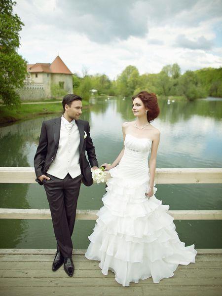 Свадебная церемония в Словении