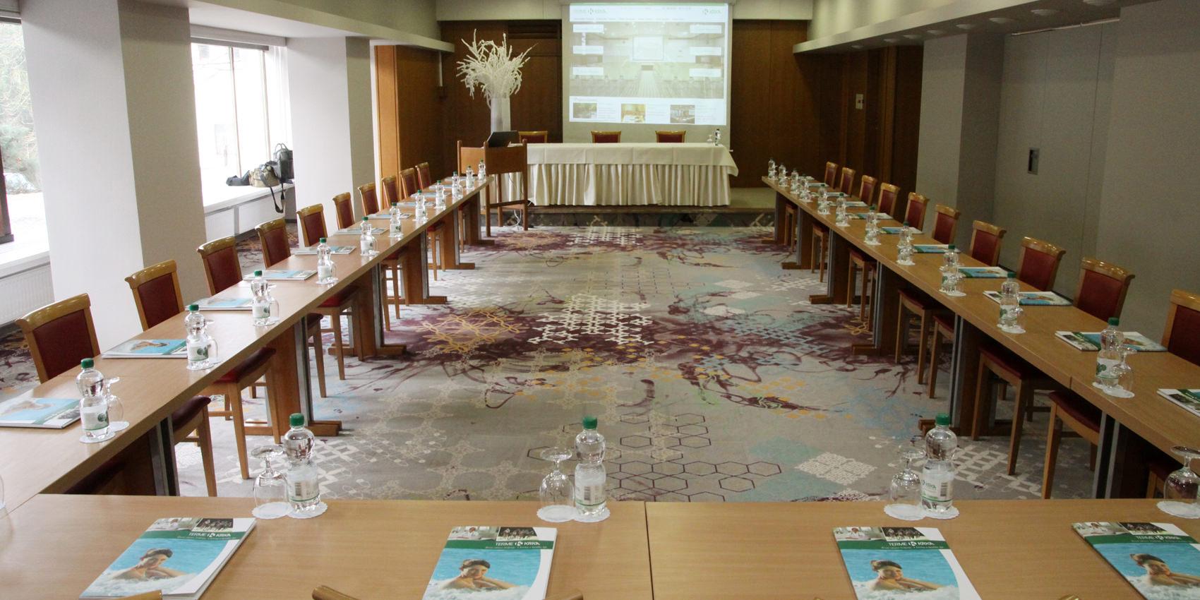 Залы для деловых программ
