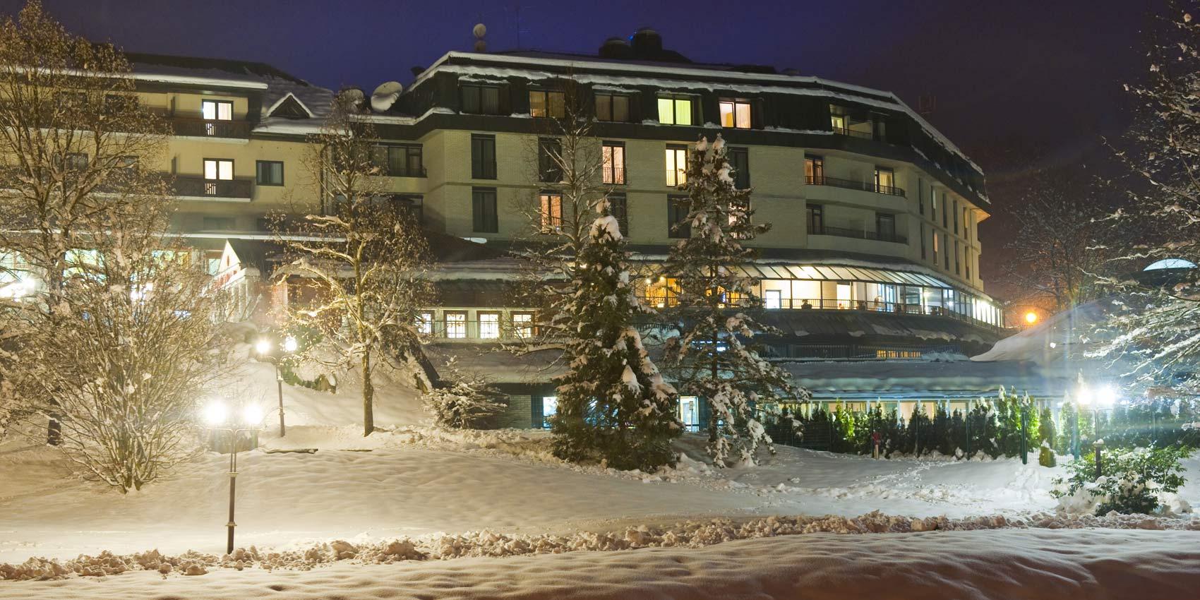 Отель Шмарьета 4*