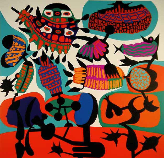Sioux - Alfred Pellan