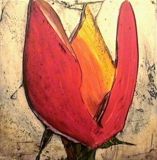 Tulipe - Richard lacroix