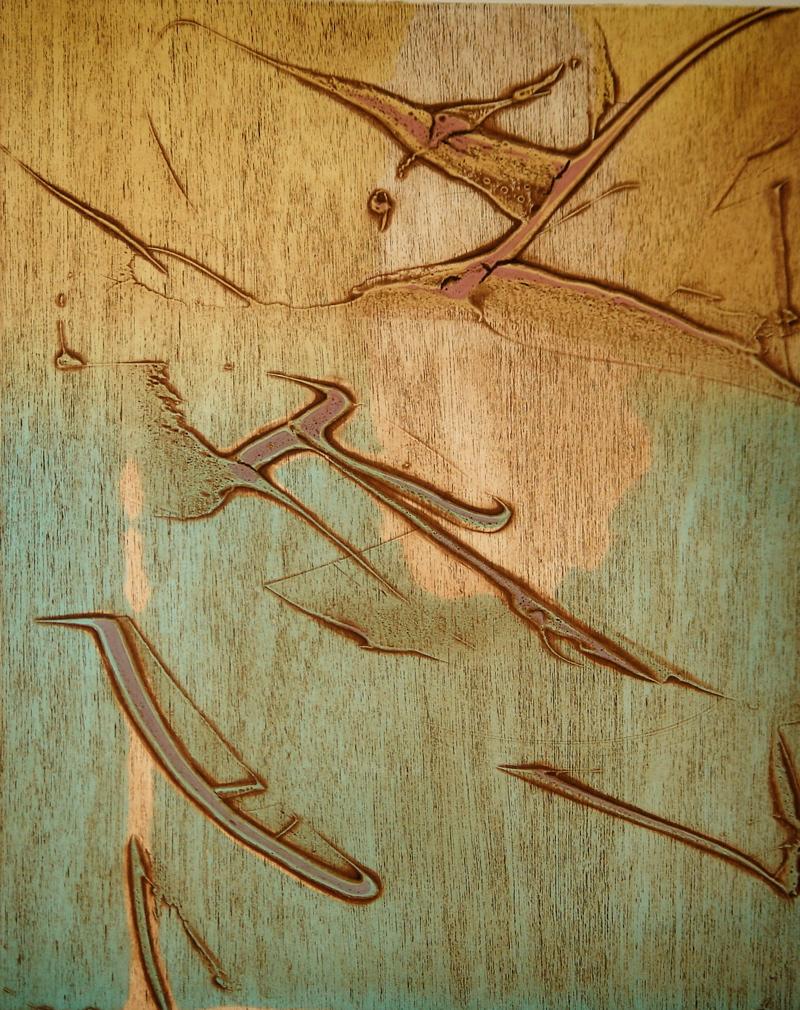 Oiseaux denses  Richard Lacroix