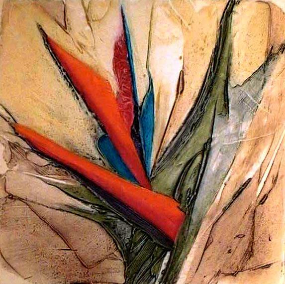Oiseau  de feu  Richard Lacroix