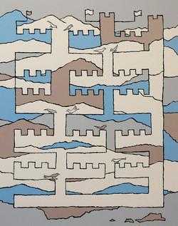 Winter Birds - Norman McLaren