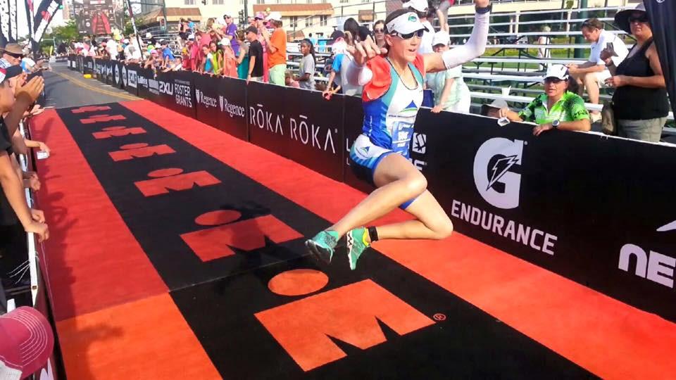 Awesome finish!