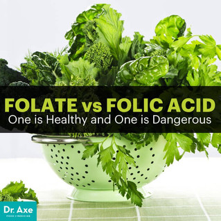 The problems with Folic Acid