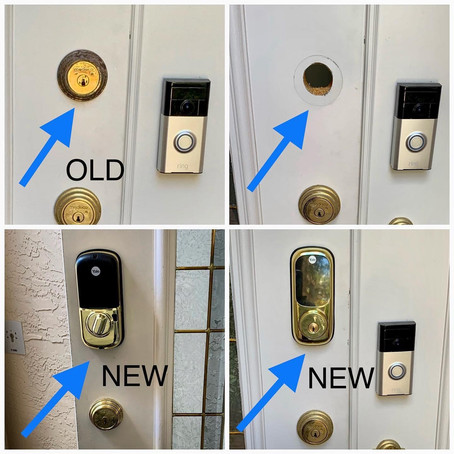 It's time to change your locks. Call us now for a free estimate (561)295-1818