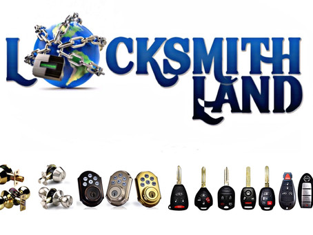Locksmithland is the perfect solution in Palm Beach County