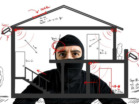 How to prevent Burglary at home