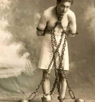Harry Houdini's Locksmith Skills