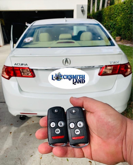 Remote keys for foreign vehicles sold, cut and programmed.