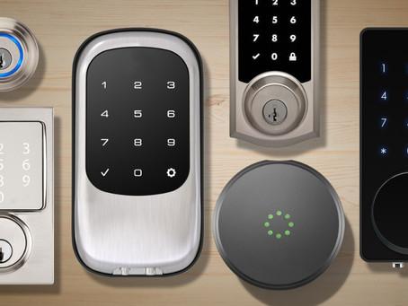 What are Keypad door locks?