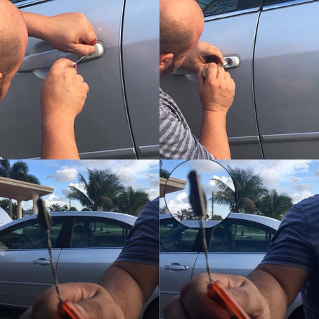 Broken key extraction service for any type of lock.