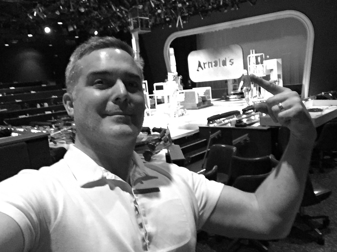 BTS –Happy Days, The Musical