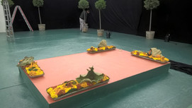 Deko Yogabereich Yonamo